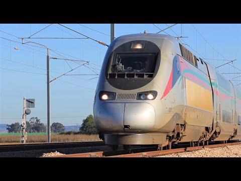 Les coulisses du TGV Marocain