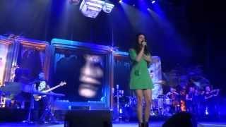 Lana Del Rey-Blue Jeans Live At Vilnius Siemens Arena