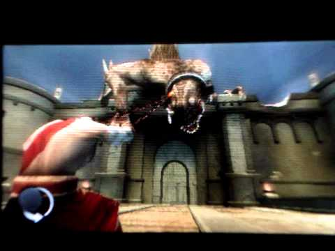 God of War Chains of Olympus The Basilisk Strikes Parte 5 ...