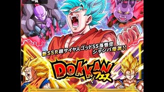 Super saiyan blue kaioken goku dokkan festival summoning event: tons of ssrs pulls! dokkan battle