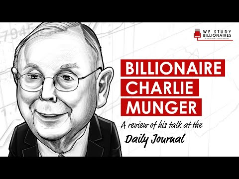 147 TIP: Billionaire Charlie Munger and the Daily Journal