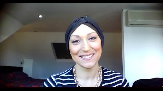 Drawing on Lashes with Liquid Liner/Perfect for Chemo or Alopecia patients