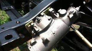 64-65-66 Chevy Truck Power Steering: Pickup Truck Restoration-Part 2