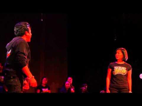 Rak of Aegis: Robert Seña and Isay Alvarez sing
