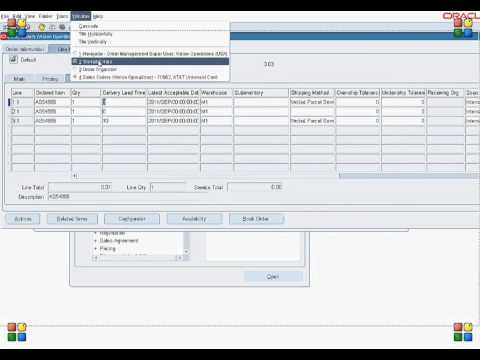 How to Setup Schedule Ship date based on Schedule Arrival date and Transit  Time