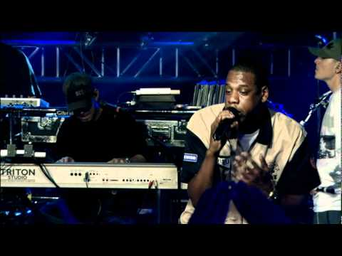 Linkin Park Feat Jay-Z Live