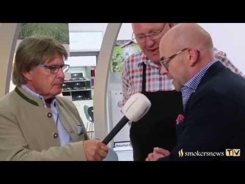 InterTabac 2016 Interview Lasse Berg Stanwell Master Blender (Scandinavian Tobacco Group)
