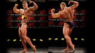 COMPETITION DAY - Classic Bodybuilding - JBGP 2017