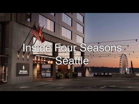 Four Seasons Seattle Review - Inside Seattle, Washington's 5-star luxury urban oasis