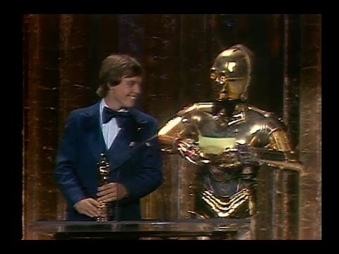 Special Sound Oscars for Close Encounters and Star Wars: 197