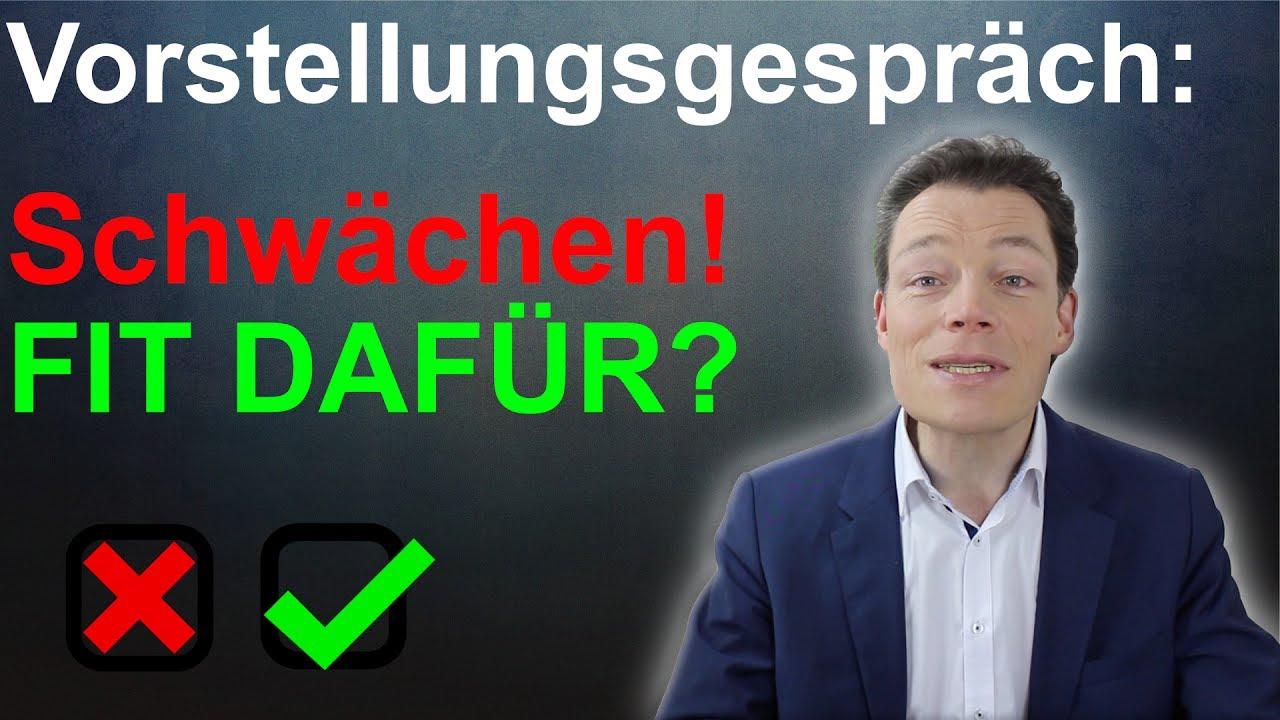 Vorstellungsgespräch Check: Schwächen U2013 Fit Dafür? (Stärken Und Schwächen)  / M. Wehrle