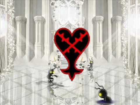 KH Re:CoM Music - Castle Oblivion Combat