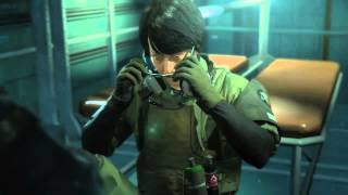 Hideo Kojima in Metal Gear Solid Ground Zero
