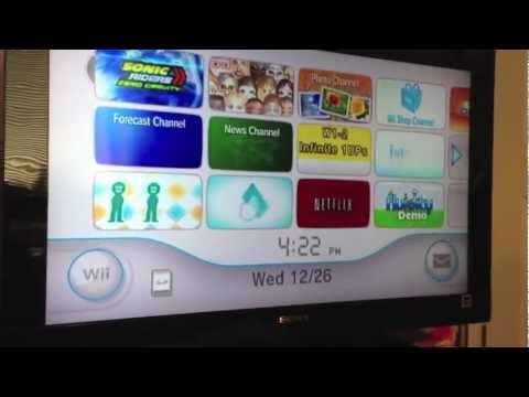 Wii Mini Unboxing And Wii Comparison