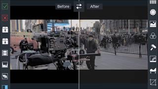 VIDEOGRADE app Filmic Pro Log Mode Grade 1/5