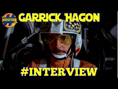 Star Wars: Garrick Hagon (Biggs Darklighter, Red 3) Interview