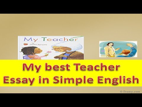 My Best Teacher Essay In Urdu Hindi  Youtube My Best Teacher Essay In Urdu Hindi