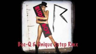Rihanna - Rude boy - Bee-Q & Unique Garage 2Step Remix