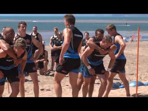 Chiefs TV - Chiefs on the beach 2016