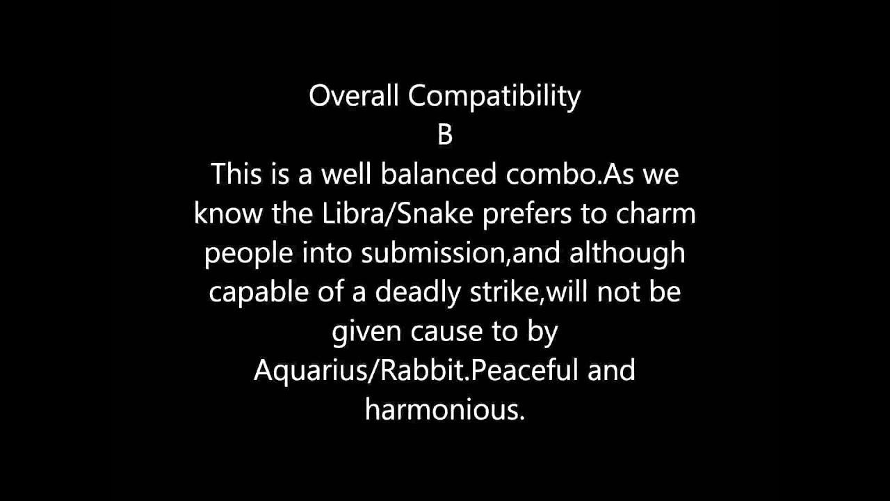 aquarius fire rabbit compatibility