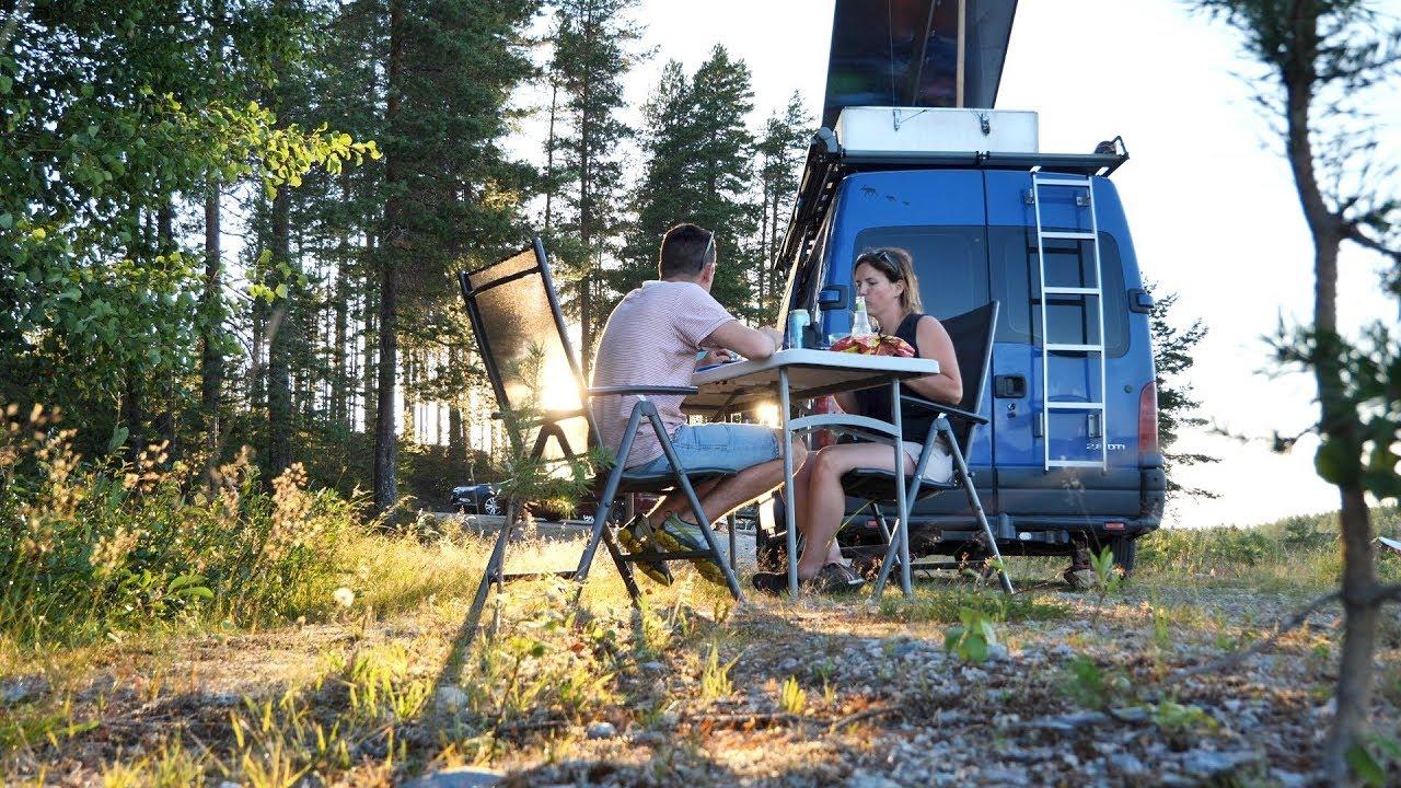 Finnland: Ein Traum für alle Camper・Wildcamping・V10og #10