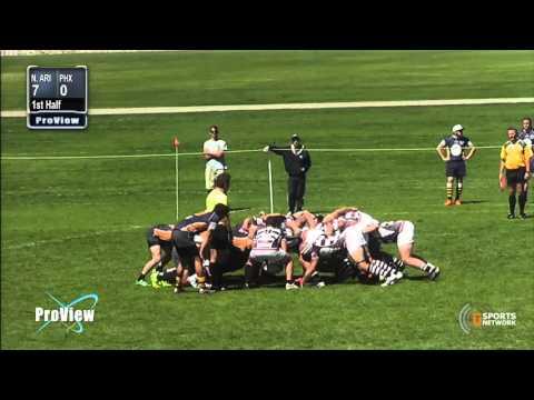 RSUSA: Northern Arizona Land Sharks vs. Phoenix Rugby Club