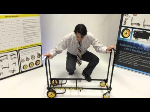 """RocknRoller® Multi-Cart® R2RT """"Micro"""" Review"""