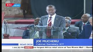 Connected Kenya Summit kicks off in Bomas of Kenya