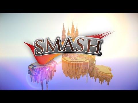 Minecraft Mini Games - Smash [ MLG edit denemeleri :D ] Bölüm 2