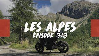 Vésubie, Gorges du Verdon et Mont Ventoux - Alpes 2018 à Moto #Roadtrip 6.3 [EN SUBS]
