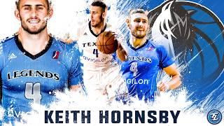 Keith Hornsby Joins the Mavericks for Orlando Summer League