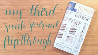 Flip Through | My Third Junk Journal