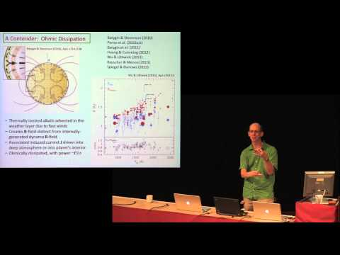 34. Jonathan Fortney - Planetary internal structures