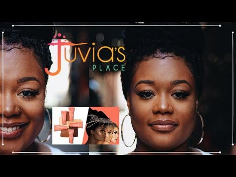 *NEW* JUVIA'S PLACE FOUNDATION & CONCEALER REVIEW + DRAMA W/ ALISSA ASHLEY, JACKIE AINA  & CHICHI thumbnail