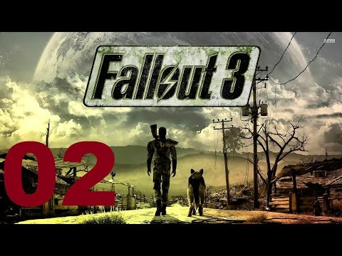 Fallout 3 Walkthrough Part 2: Taking The Horny G.O.A.T. Weed!