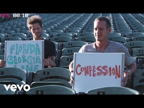 Florida Georgia Line - Confession (Lyric Video)