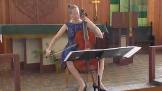 Alba - composed by Alexis Bacon - performance by Malina Rauschenfels