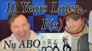 KPOP 10 YEARS LATER... F(x) (에프엑스) - NU ABO (NU 예삐오) MV Reac…