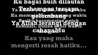 Hijau Daun - Mohon RidhoMu Ya Allah (Religi 2015) | 'LIRIK'