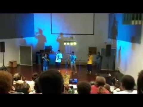 DMP Show @ USP Laucala Fiji  29/05/2014(Perform @ U8 Lecture Theatre)