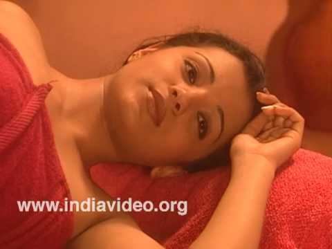 Udwartana or Powder massage in Ayurveda