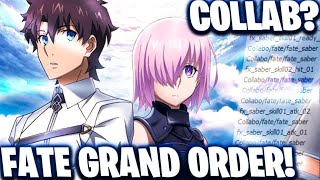 🆕¡NUEVA COLLAB con FATE GRAND ORDER!🆕 ¿ES REAL? Seven Deadly Sins: Grand Cross