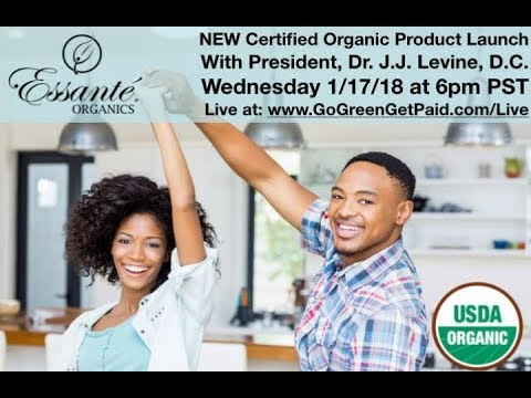 USDA Certified Organic pHresh Deodorant Launch