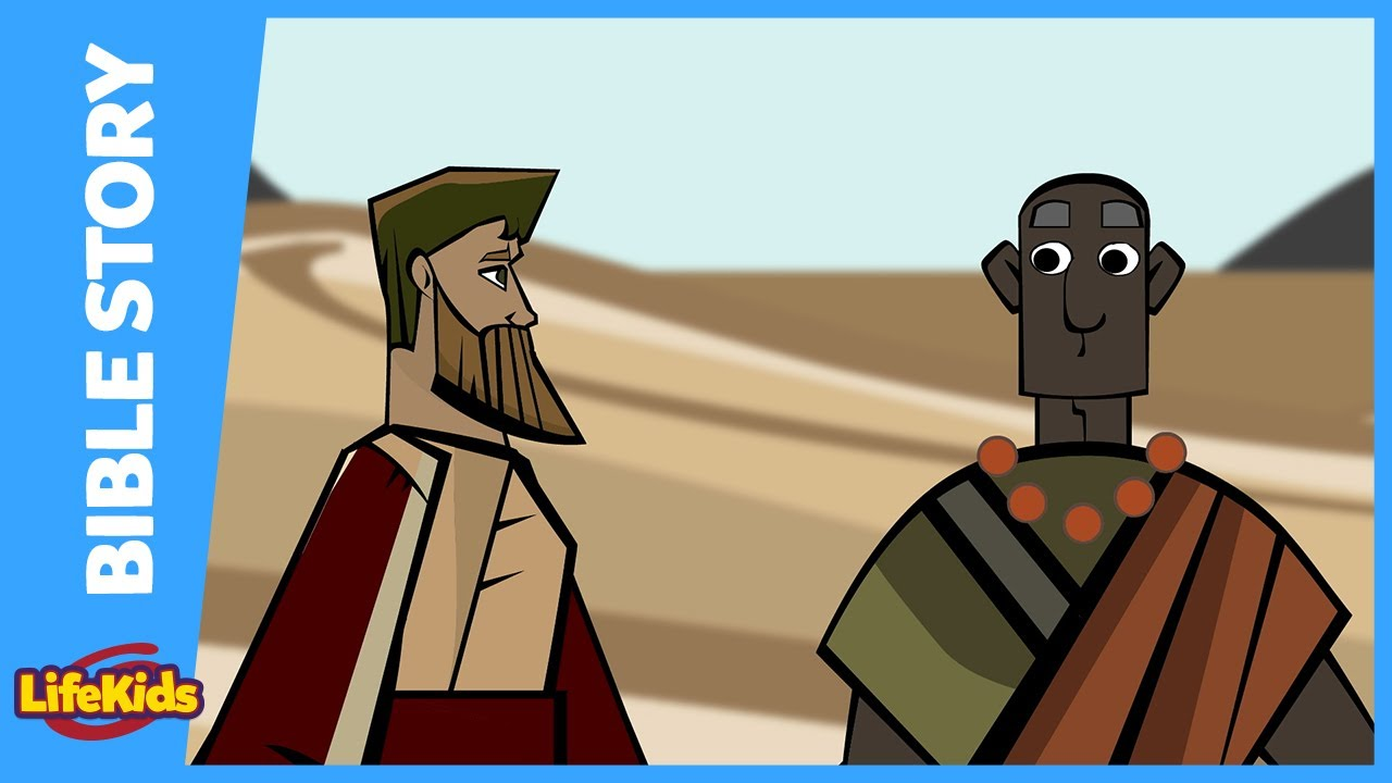 Bible Theater: Acts - Philip and the Ethiopian - YouTube