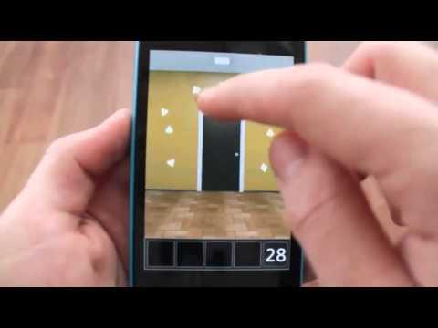 Прохождения игры Doors на Windows Phone (28 уровень)