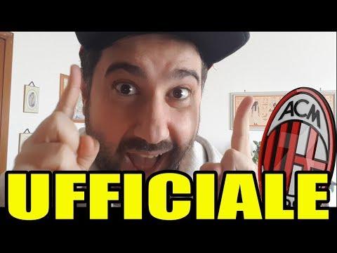 [UFFICIALE] Colpo del Milan || Calciomercato Milan