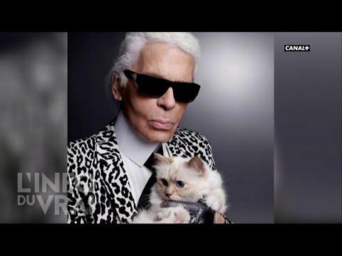 Qui était Vraiment Karl Lagerfeld ? - L'info Du Vrai Du 19/02 - CANAL+