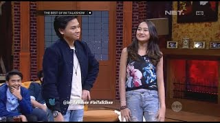 The Best of Ini Talkshow - Penonton Baper Liat Aldi dan Salshabilla Saling Rayu