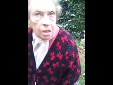 Une grand-mère Odieuse et raciste fait le buzz sur le net