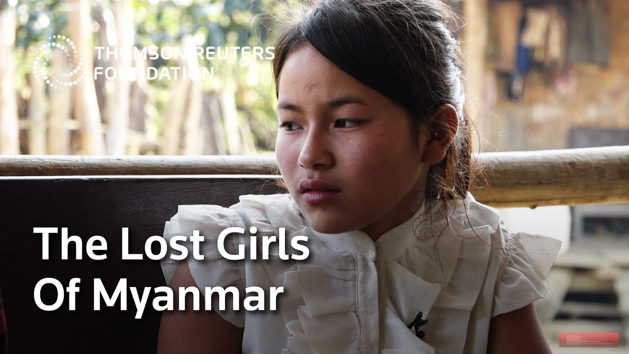 myanmar girl sex school